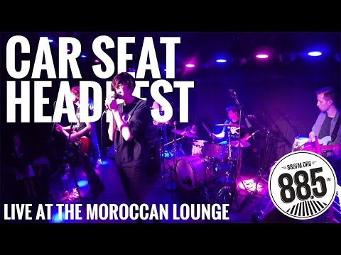 Car Seat Headrest || 885FM Live @ The Moroccan Lounge || FULL SHOW