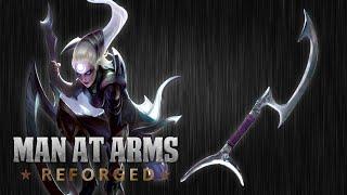 打造傳奇武器 - 黛安娜 - 新月之刃