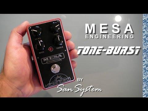 ► MESA Boogie - Tone-Burst (HD) ♫♪
