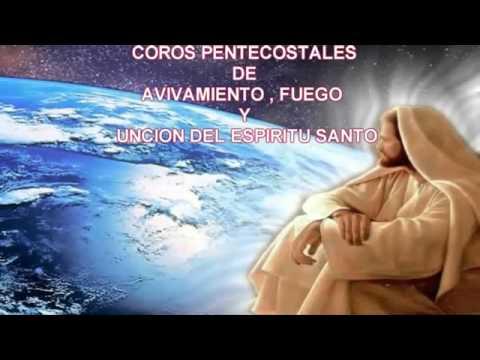 EN EL  APOCALIPSIS DEL 1 AL 7 ESTA LA VENIDA DE JESUCRISTO   COROS DE AVIVAMIENTOS PENTECOSTALES