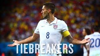 Here's how World Cup tiebreakers work
