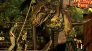 Game | Jurassic Park The Ga | Jurassic Park The Ga