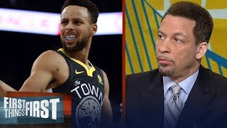 Chris Broussard thinks we continue to take Steph Curry for granted | FIRST THINGS FIRST