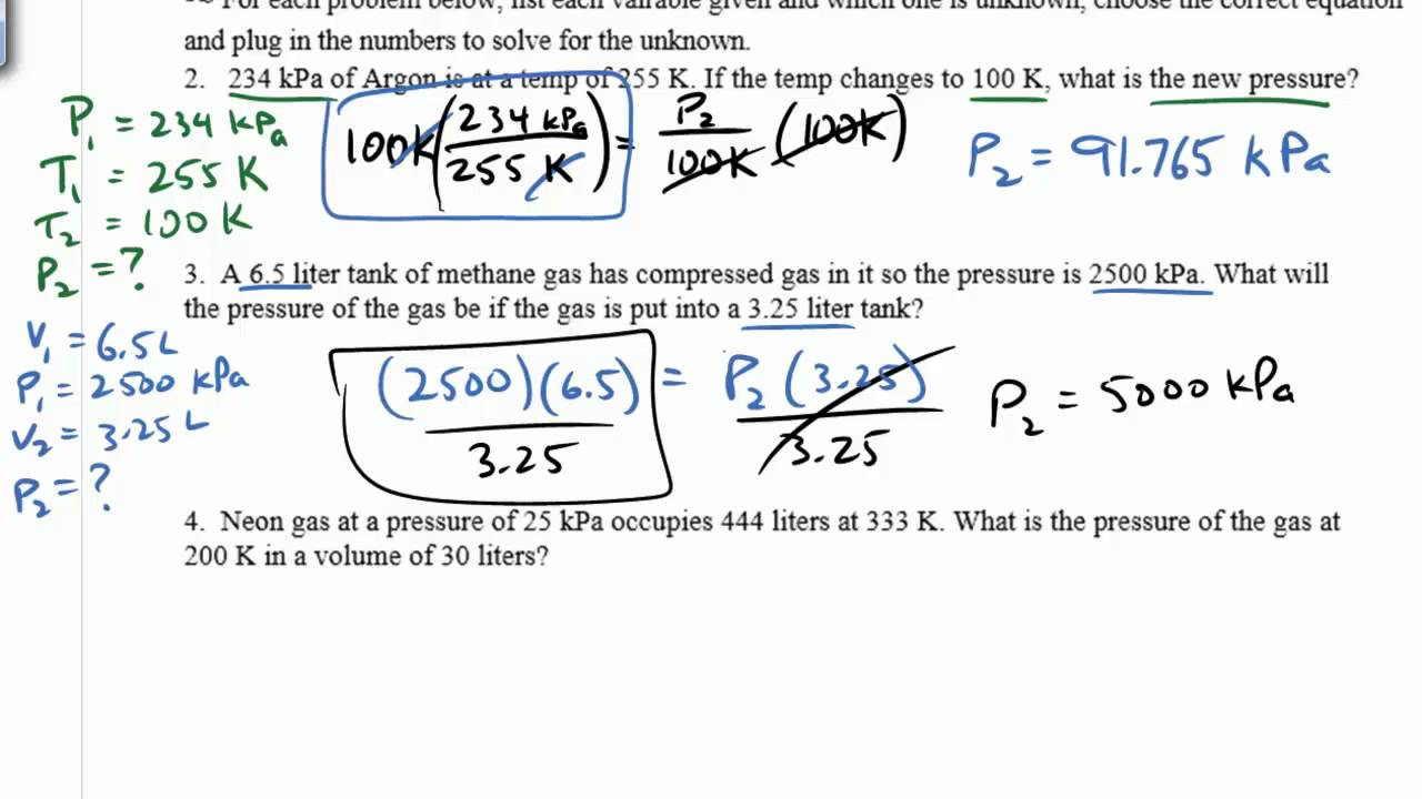 Printables Charles Law Worksheet charles law worksheet answers abitlikethis gas practice problems boyles gay lussacs