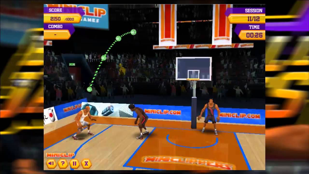 1 On Basketball Games Online Unblocked | GamesWorld