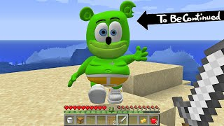 THIS is realy GUMMY bear in MINECRAFT - To Be Continued PART 2
