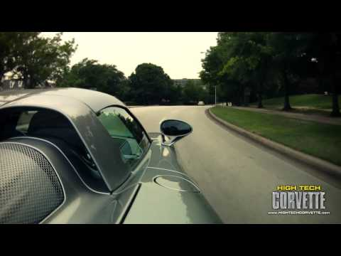 Carrera GT on the street