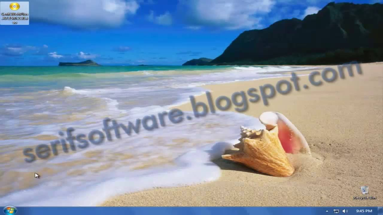 Serif WebPlus X8 FREE Download