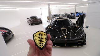 Meet the Billionaire of Orange County and his NEW Koenigsegg Agera RS