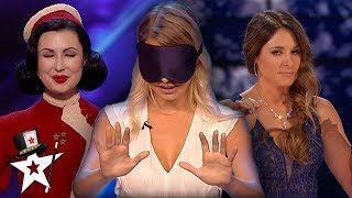 WITCHCRAFT! TOP 5 PSYCHICS on Got Talent | Magicians Got Talent