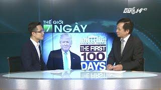 (VTC14)_100 ngày làm việc của Tổng thống Mỹ, Donald Trump