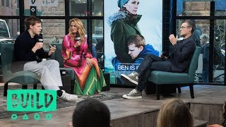 "Julia Roberts & Lucas Hedges Discuss Their Roles In ""Ben Is Back"""