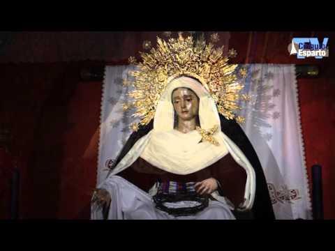 Besapiés Cristo de la Misericordia del Baratillo