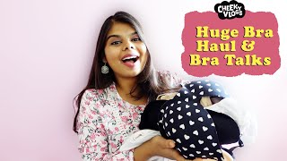 Epi 2. Bra Talks & Huge Shyaway Bra Haul | Cheeky Vlogs