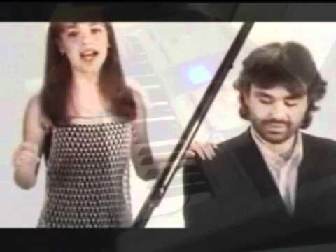 Vivo Per Lei (au Piano ) avec le clip et chanson