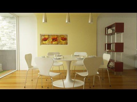Casa de 2 pisos moderna 6 x 12 metros interior villa for Casa moderna minimalista interior 6m x 12 50m