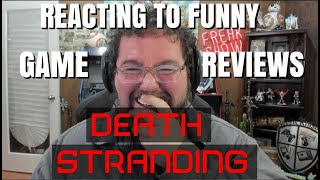 Reacting To Reviews - Death Stranding User Reviews