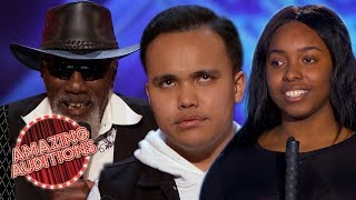 UNBELIEVABLE Blind Contestants SHOCK And SURPRISE The World | Amazing Auditions