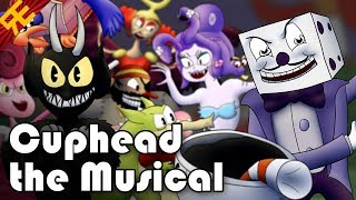 Cuphead the Musical (feat. Markiplier, NateWantsToBattle & Jacksepticeye) [by Random Encounters]