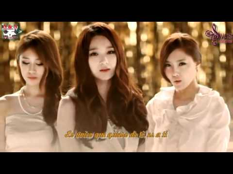 Davichi & T-ara - We Were In Love Mv Sub Español