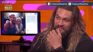 Jason Momoa en The Graham Norton Show (Subtitulado)