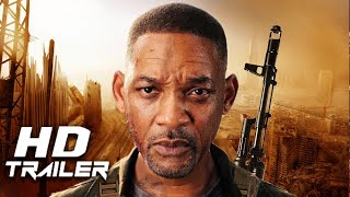 I AM LEGEND 2 (2022) WILL SMITH - Teaser Trailer Concept