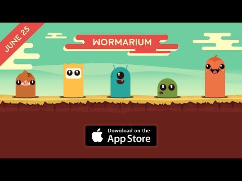 Video: Wormarium Game Trailer