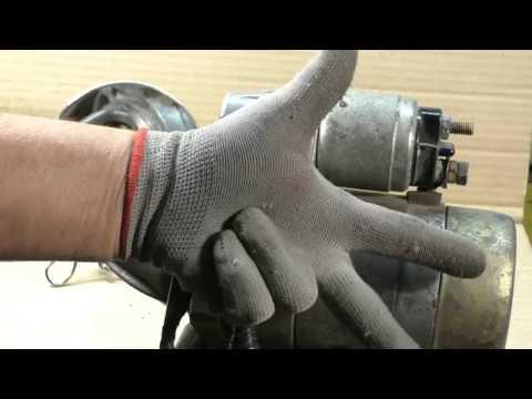 Втягивающее реле стартера проверка своим руками