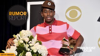 Tyler The Creator Disses The Grammys After 'Best Rap Album' Win