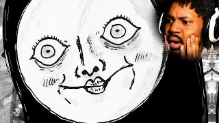 THE MOST DISTURBING VIDEO EVER. | Reacting To Scary Stories (SSS)