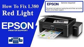 Epson L380 , L383, L385, L485 Resetter or Adjustment Setup