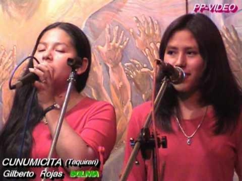 Cunumicita  (Taquirari)  Bolivia