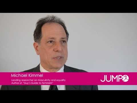 Michael Kimmel: Why should (more) men participate in the Jump ...