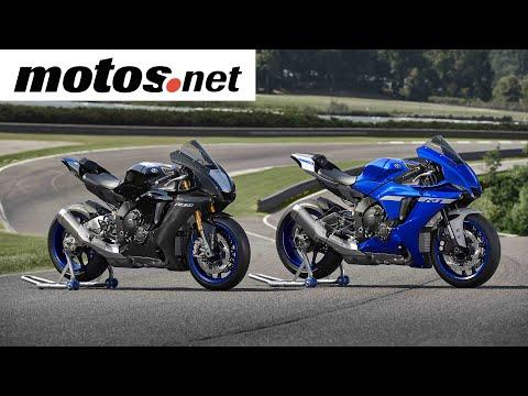 Yamaha YZF-R1/ M   Presentación/ Primera prueba / Test / Preview en español