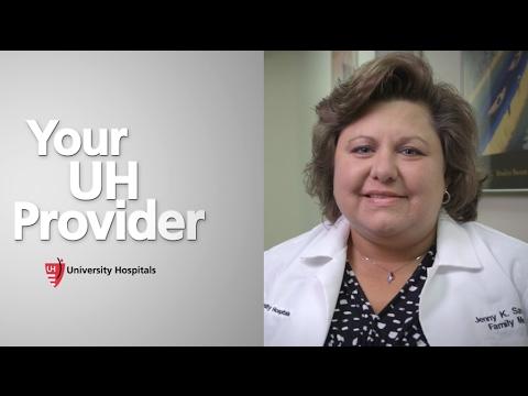 Dr. Jenny Sawyer