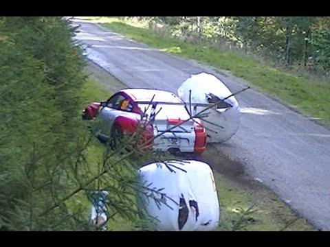 wrc rallye de france 2014 crash, on the limite, mistakes par rigostyle