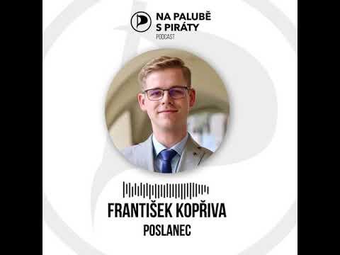 Na palubě s Piráty: František Kopřiva