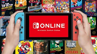 Nintendo Switch Online - First Impressions