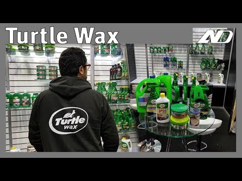 Cinco productos de Turtle Wax - Vlog