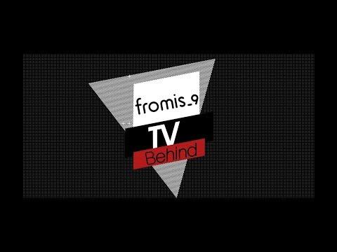 [fromis_9 TV Behind] fromis_9 (프로미스나인) - 환상속의 그대 Choreography ver.