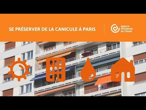 Webinaire | Se préserver de la canicule à Paris