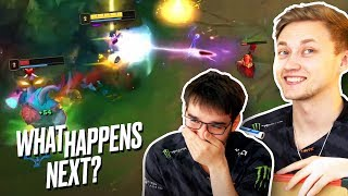 Rekkles & Hylissang try to predict YOUR plays! - What Happens Next?!