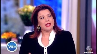 Meghan McCain & Ana Navarro Get Heated Over Gov Shutdown - The View