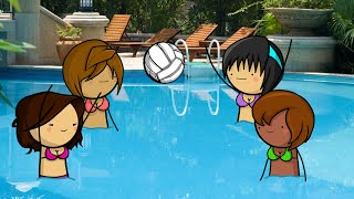 Crazy Pool Party