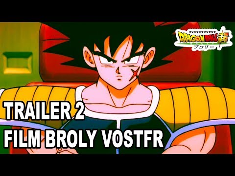 Dragon Ball Super: Broly - Trailer Officiel #2 VOSTFR