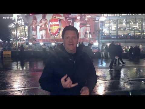 Fodboldrejser til london med Apollo