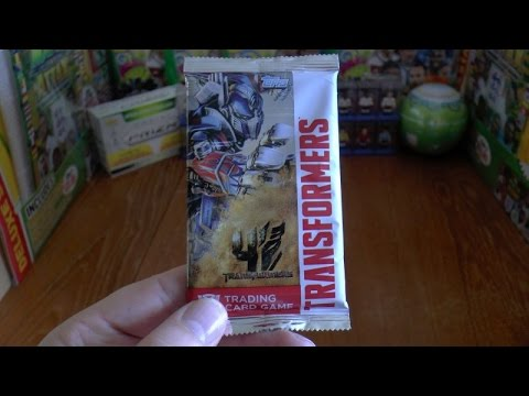 PACK OF THE DAY #131 Topps Transformers Trading Cards