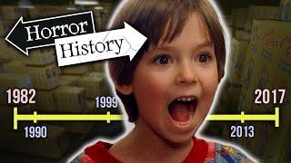 CHUCKY: The History of Andy Barclay   Horror History