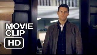 Jack Reacher Movie CLIP - Reacher is Here (2012) - Tom Cruise Movie HD