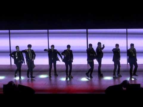 [FanCam] Super Junior Show Brasil 1/6